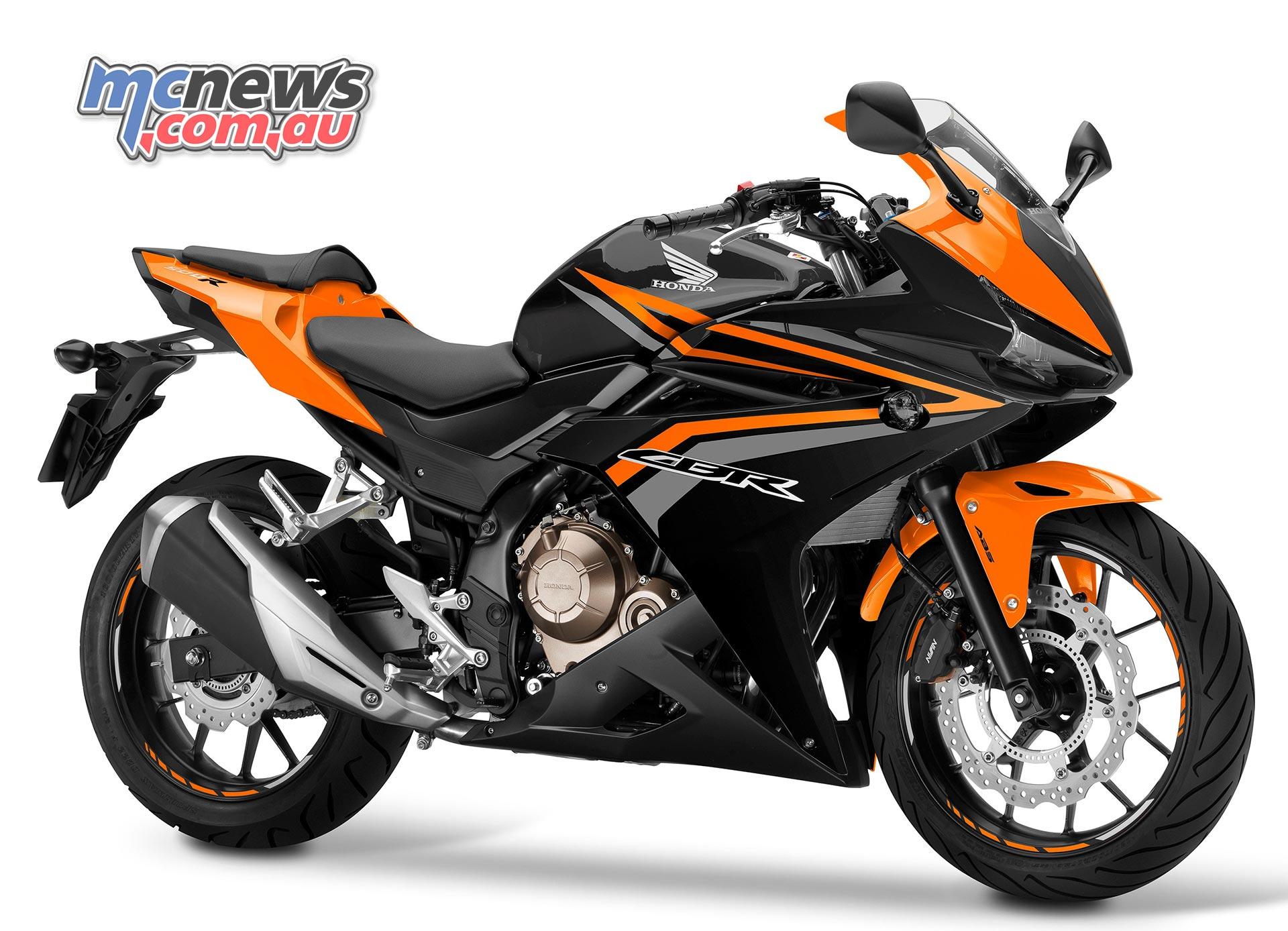 New 2016 Honda Cbr500r Released Mcnews Com Au