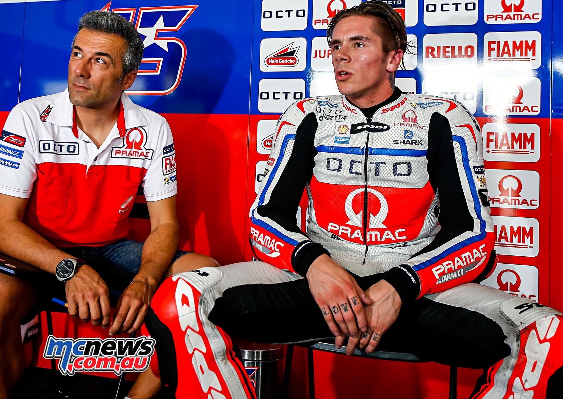 MotoGP rear tyre failure prompts changes | MCNews.com.au