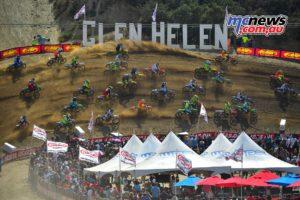 Lucas Oil AMA Pro Motocross Championships 2016 - Round Two - Glen Helen