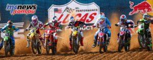 Lucas Oil AMA Pro Motocross 2016 - Round One - Hangtown - 450cc Start