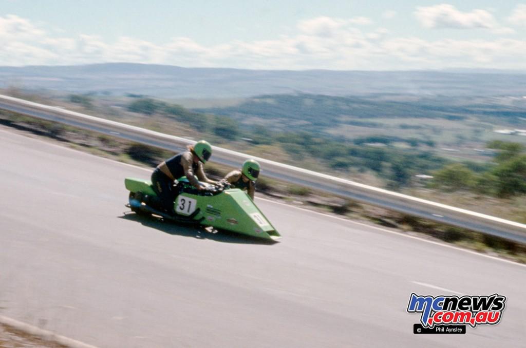 Steve Bayliss/Graeme McGregor. Honda 1000.