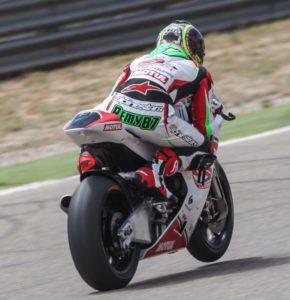 Remy Gardner scores a 5th at Aragon - FIM CEV Repsol Moto2 Championship