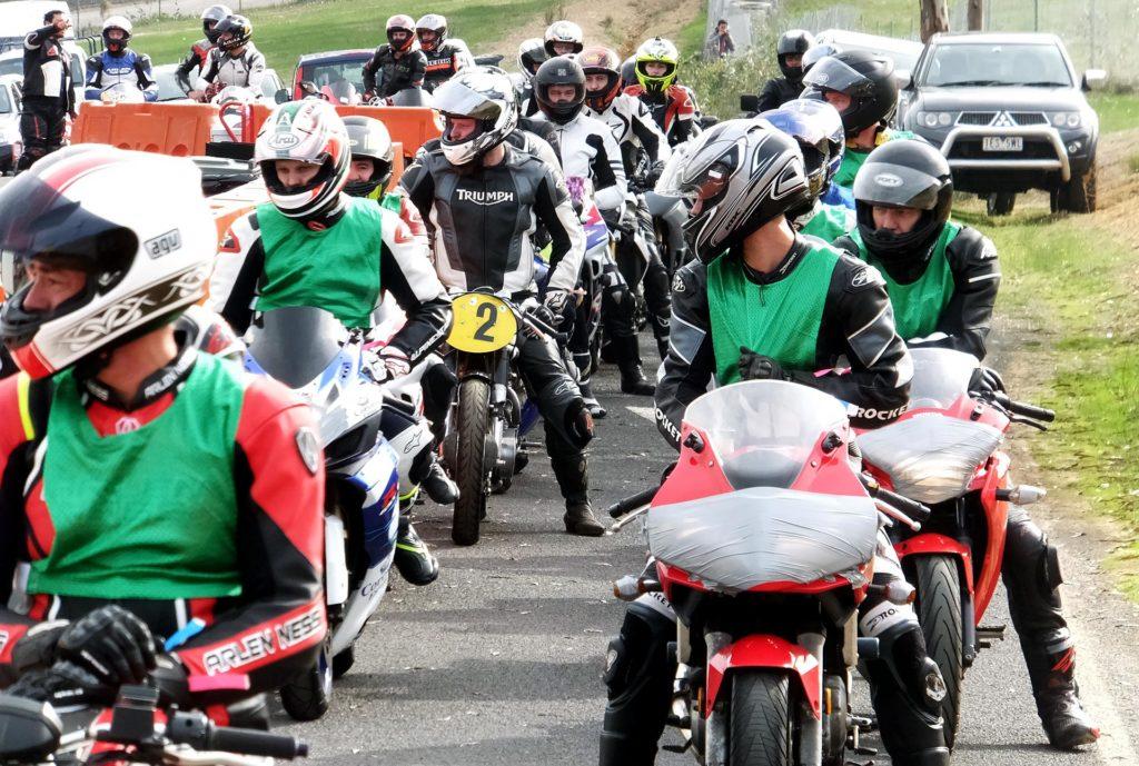 Preston Motorcycle