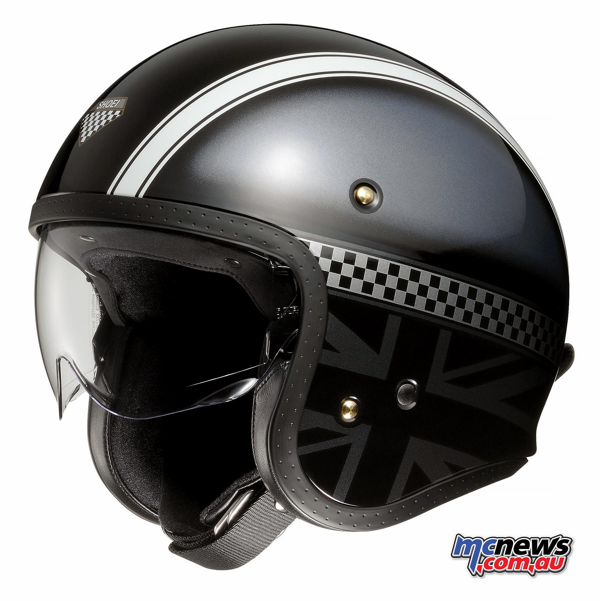 Vintage Shoei Helmets 117