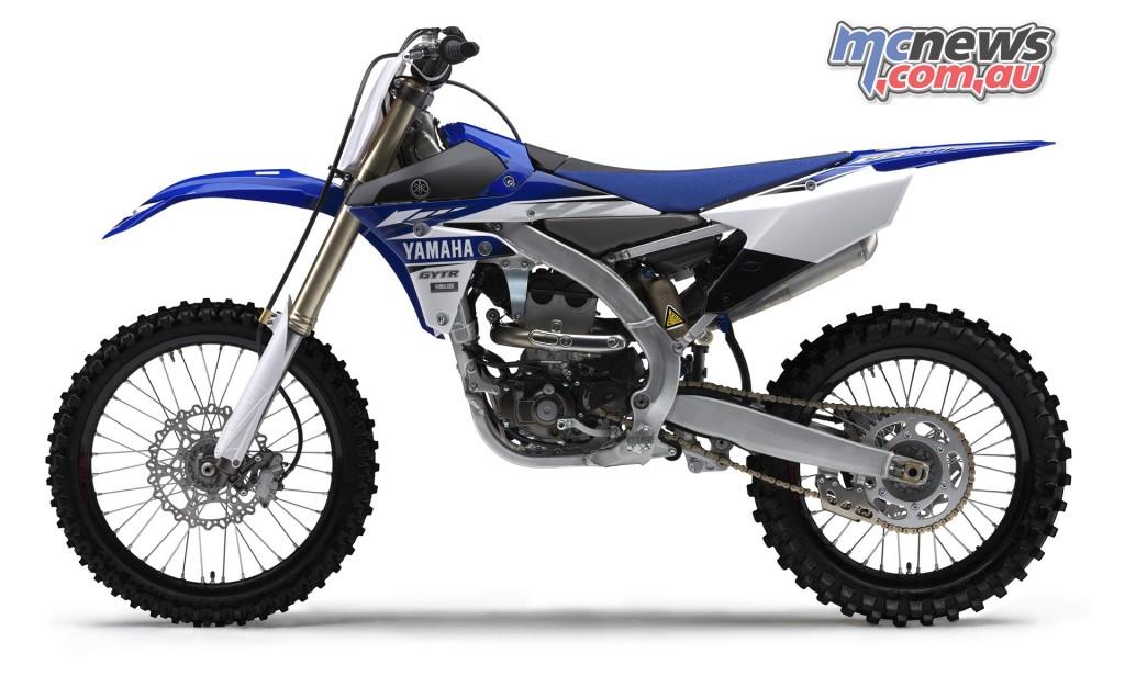 2017 Yamaha YZ250F