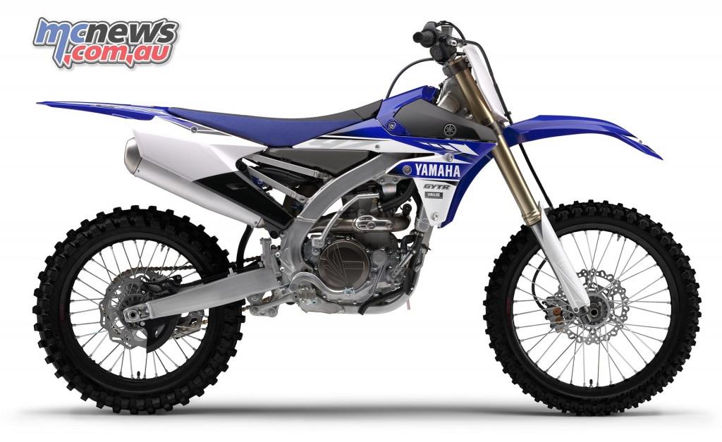 2017 Yamaha YZ450F