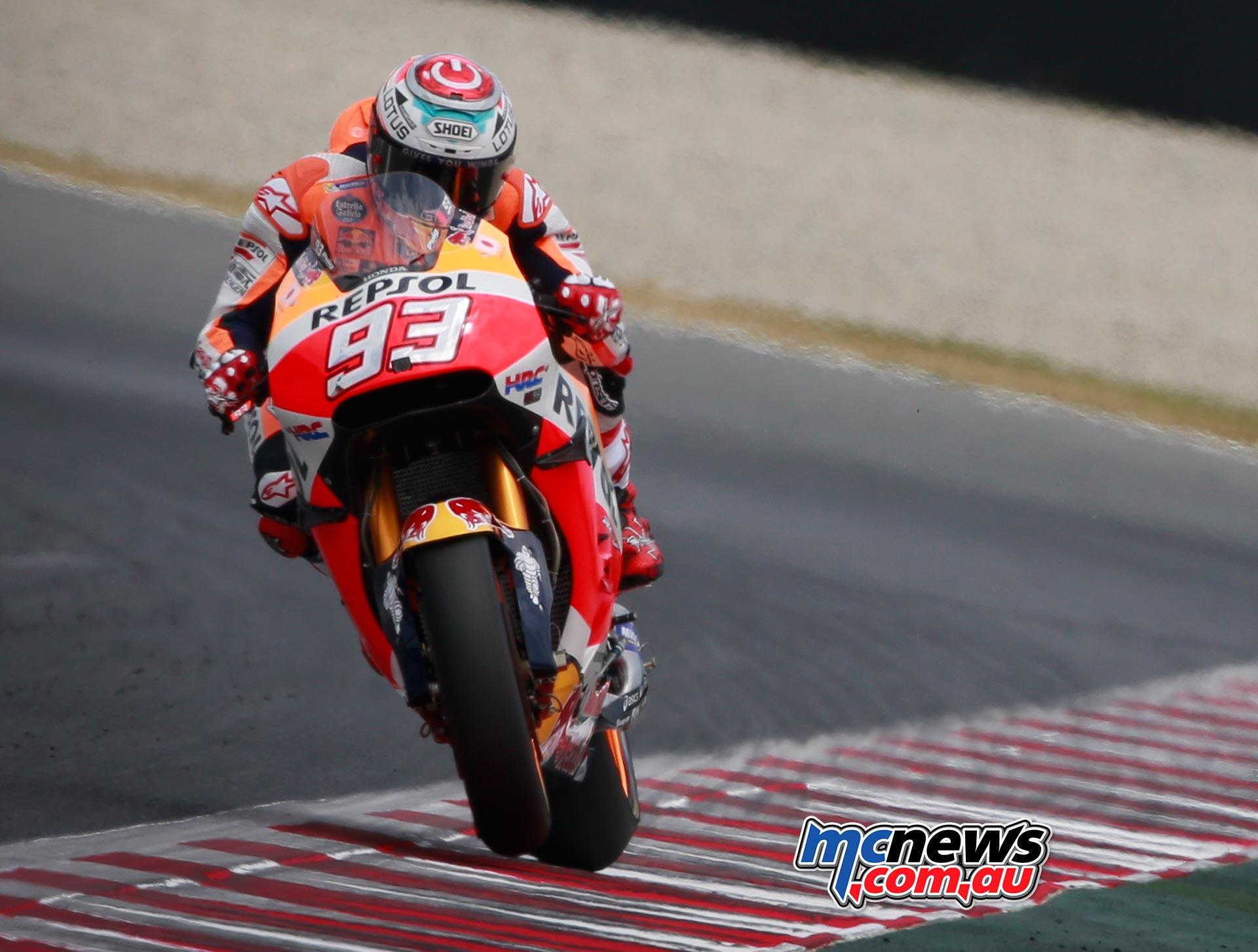 Marc Marquez claims Catalunya pole | MCNews.com.au