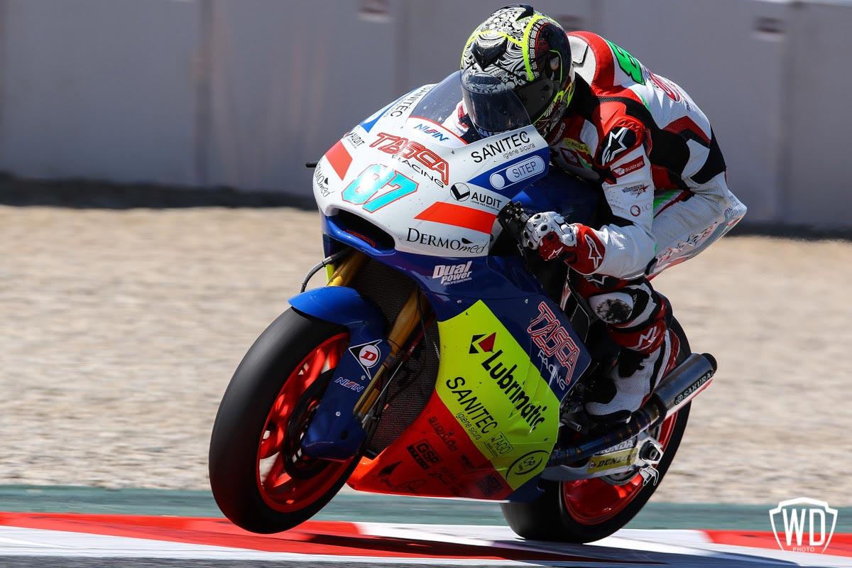 Remy Gardner scores point on Moto2 debut   MCNews.com.au