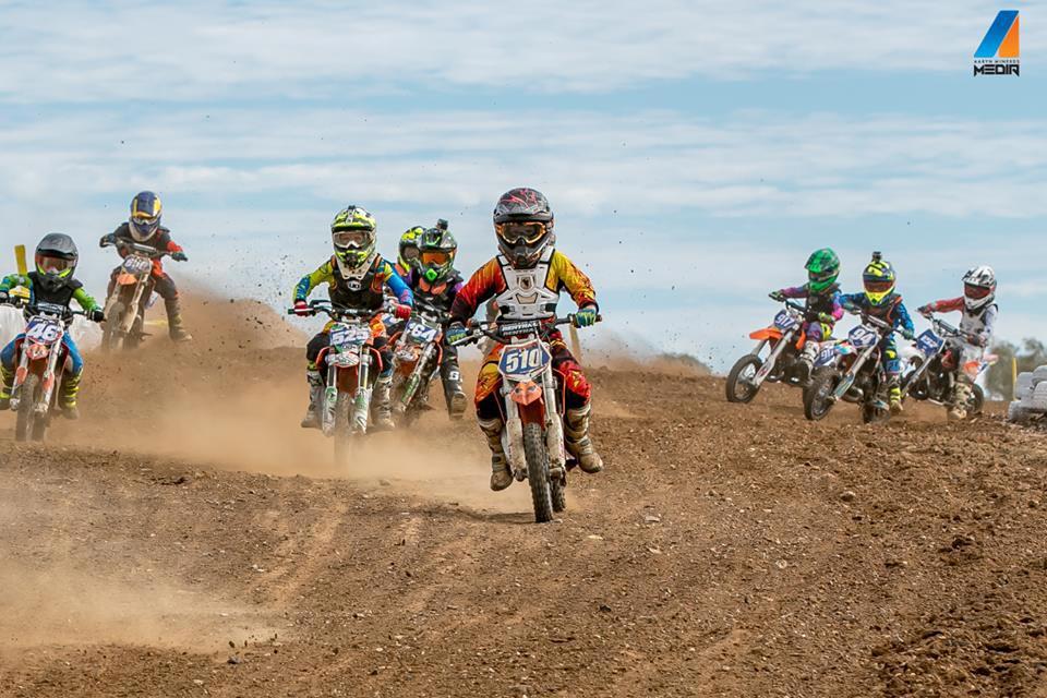 South Australian MX Championship 2016 - Gillman