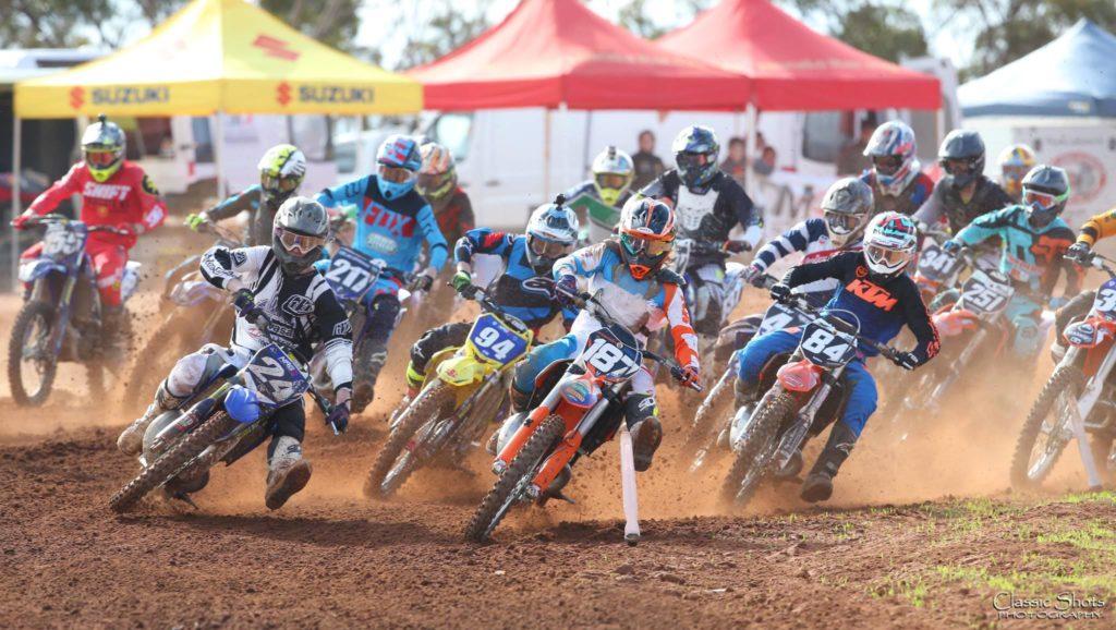 South Australian MX Championship 2016 - Renmark - Seniors