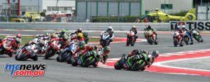 WorldSBK 2016 - Misano - Superbike Race One