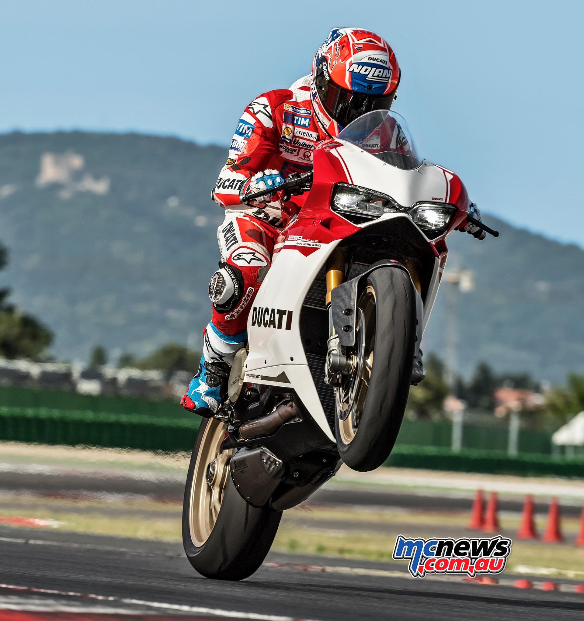 Ducati 1299 Panigale S Anniversario | MCNews.com.au