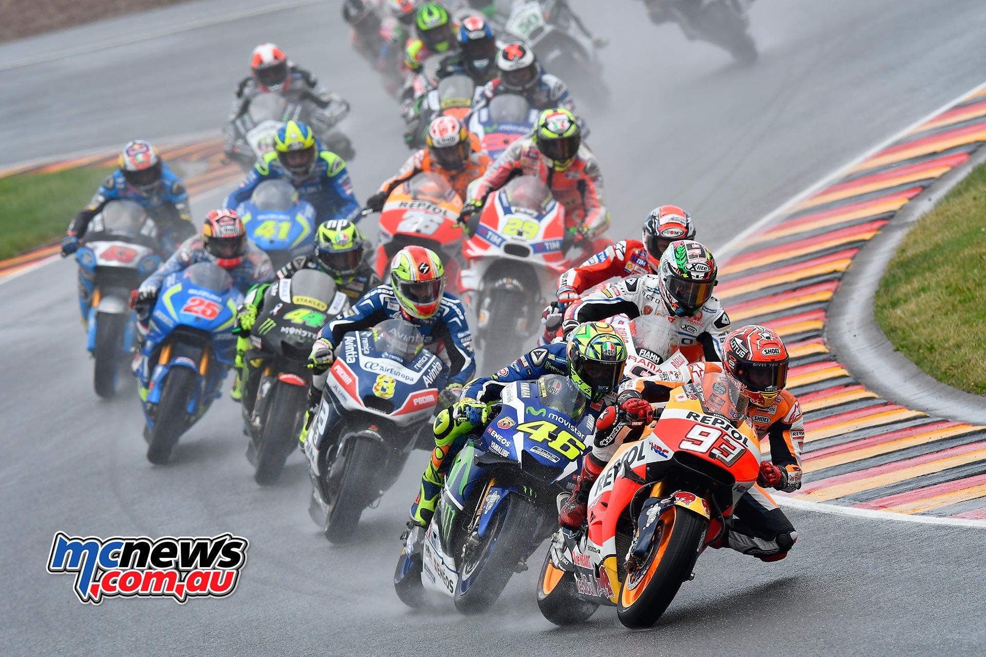 Marc Marquez   2016 MotoGP Champion   MCNews.com.au