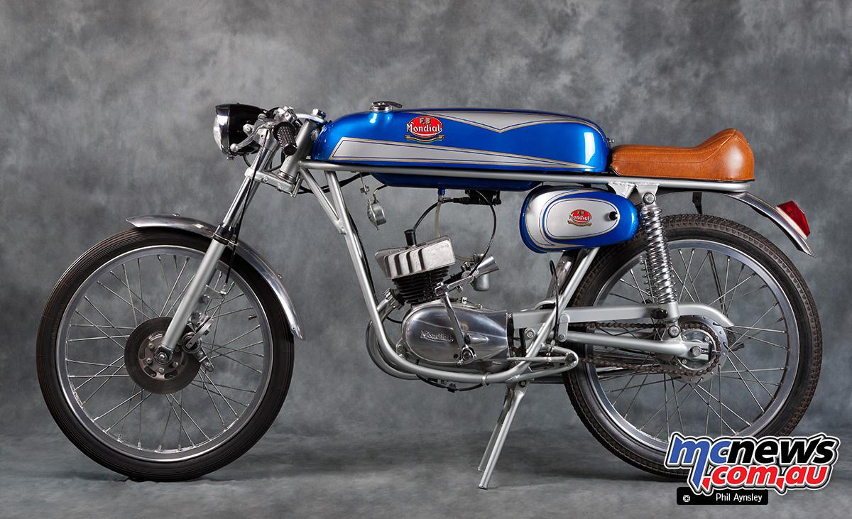 1966 F B Mondial 48 Record Special Mcnews Com Au