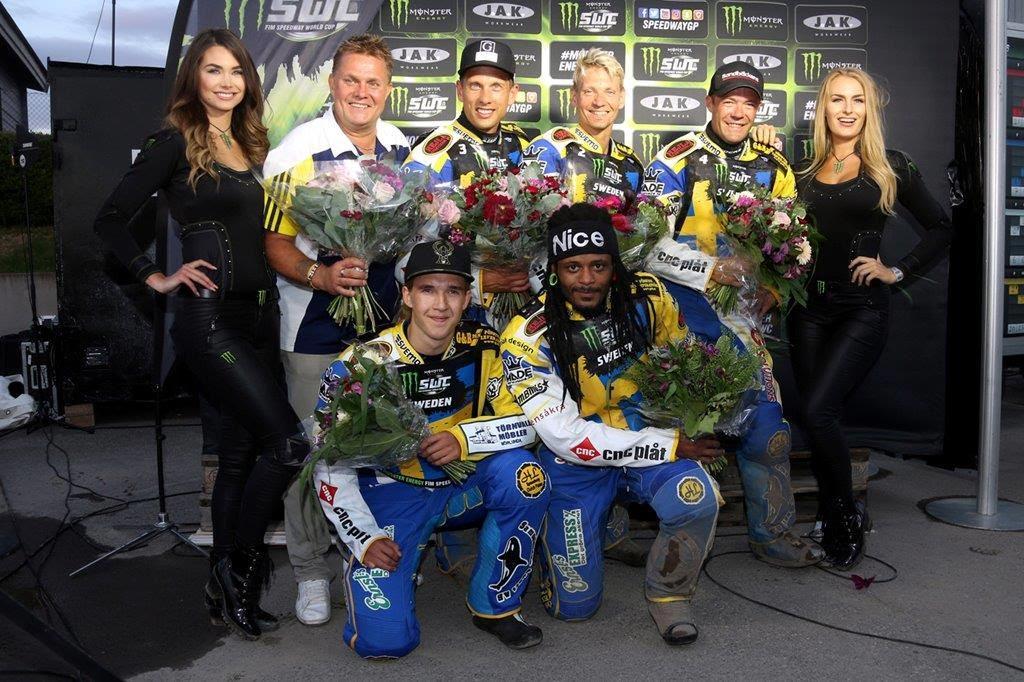 Sweden beat Australia in Speedway World Cup Semi