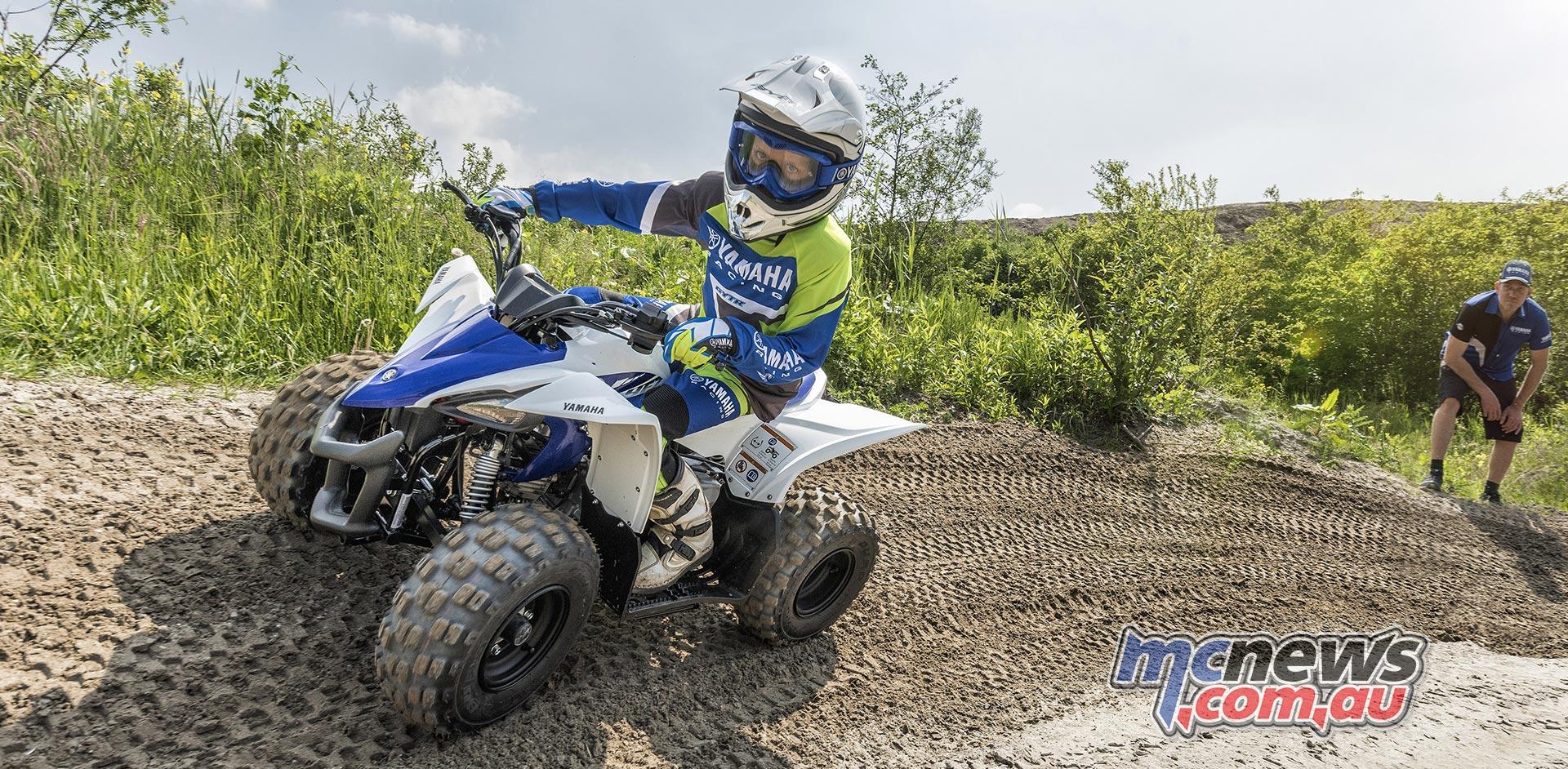 2017 Yamaha YFZ50