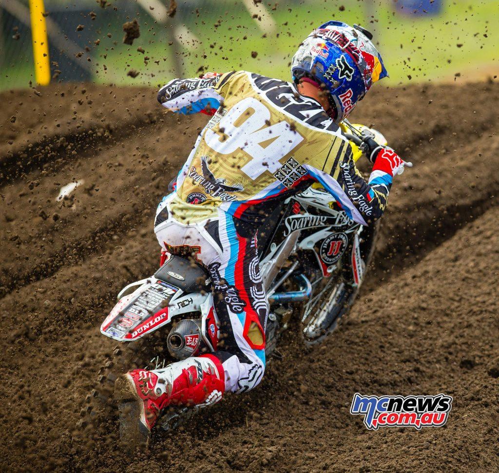 AMA Pro Motocross 2016 - Round Ten Unadilla - Image by Hoppenworld - Ken Roczen