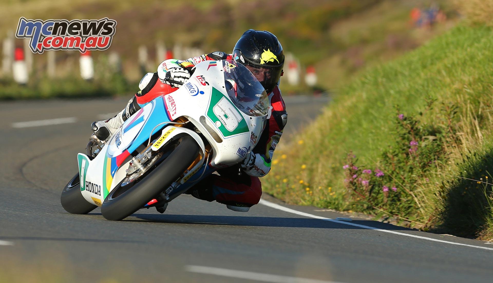 Classic TT 2016 - Bruce Anstey