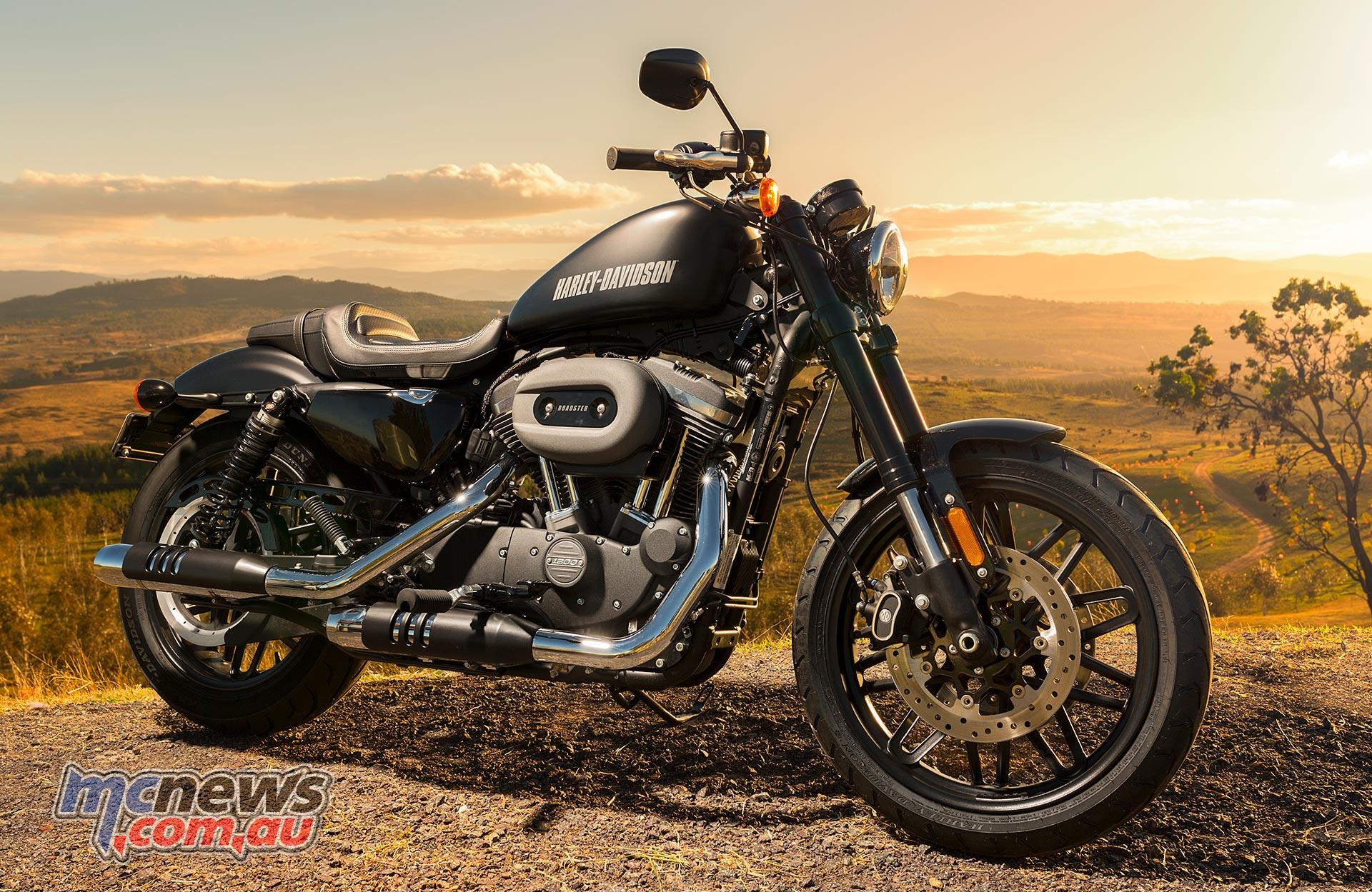 Harley Davidson: Harley-Davidson Roadster Review