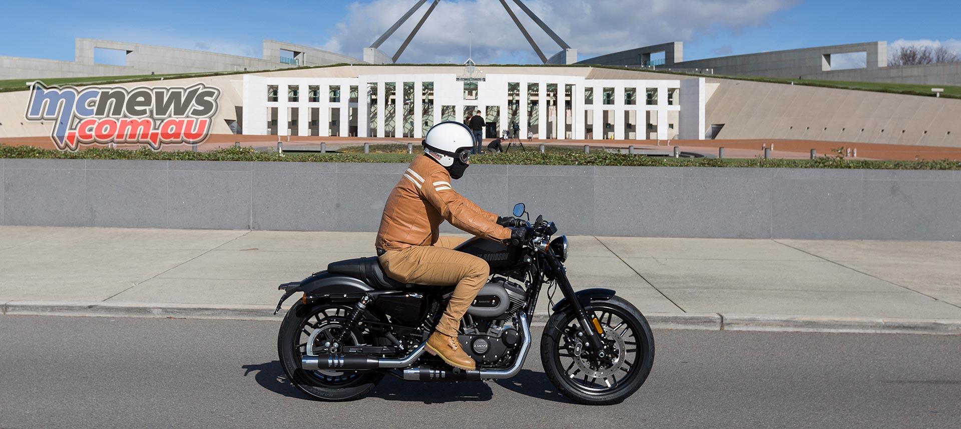 Roadster Harley Davidson