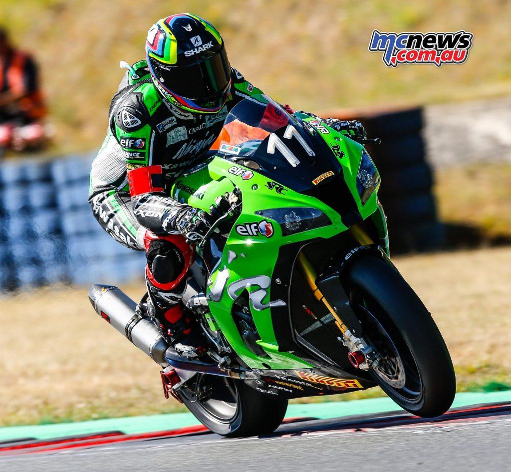 Oschersleben 8 Hour 2016 - Kawasaki SRC