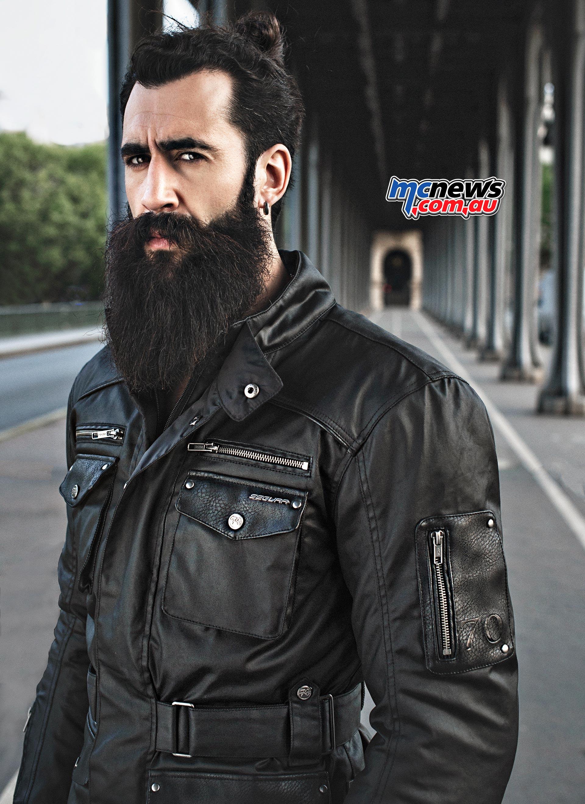 Segura Release New Nomad Motorcycle Jacket Mcnews Com Au