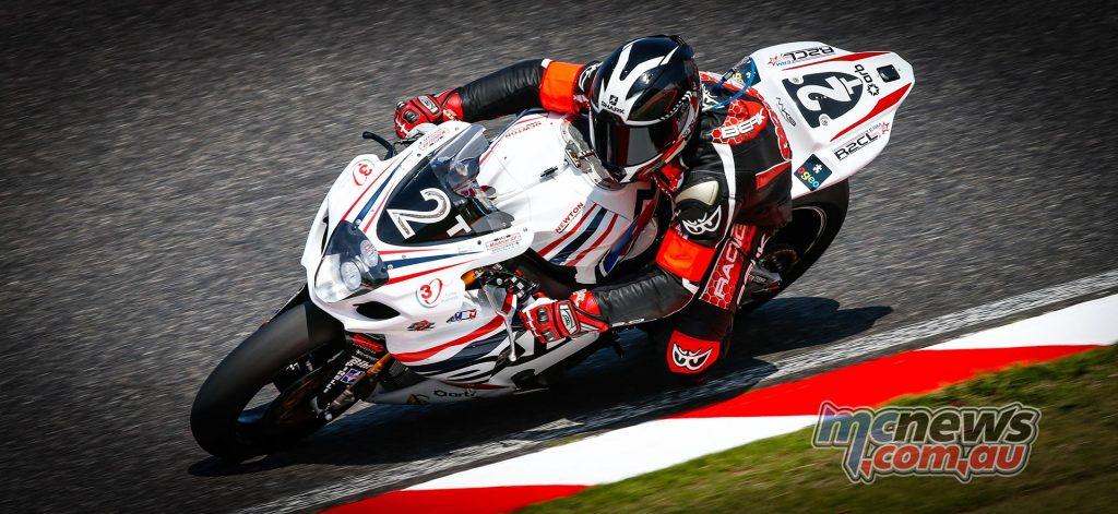 Suzuka 8 Hours 2016 - Aaron Morris