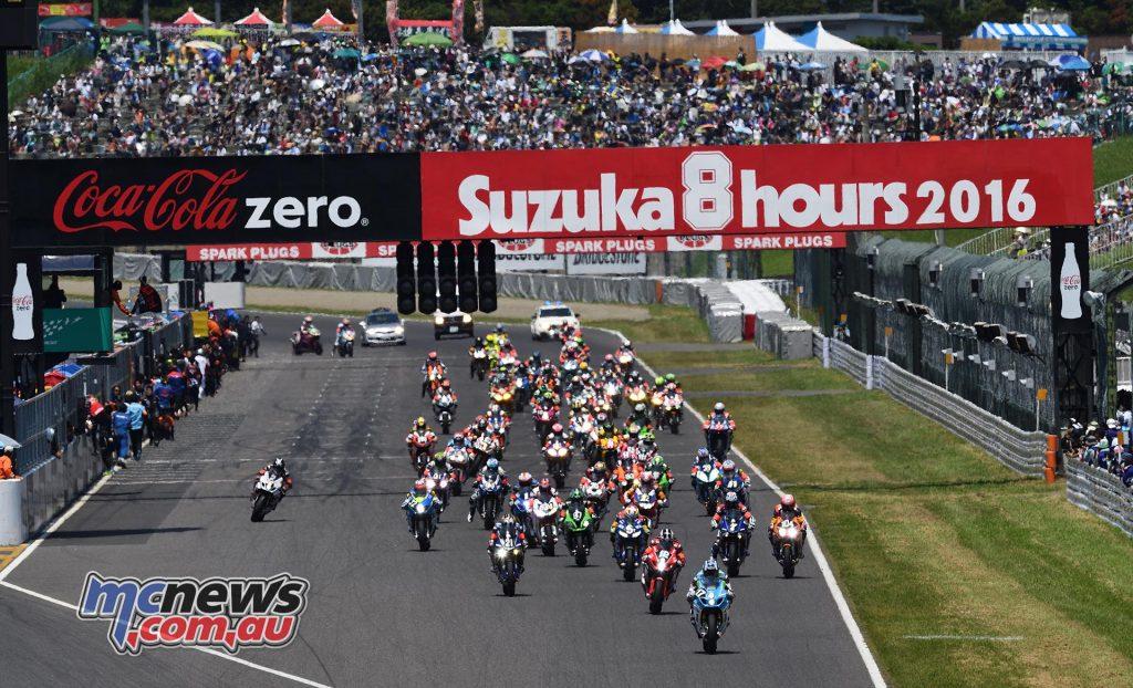 Suzuka 8 Hours 2016