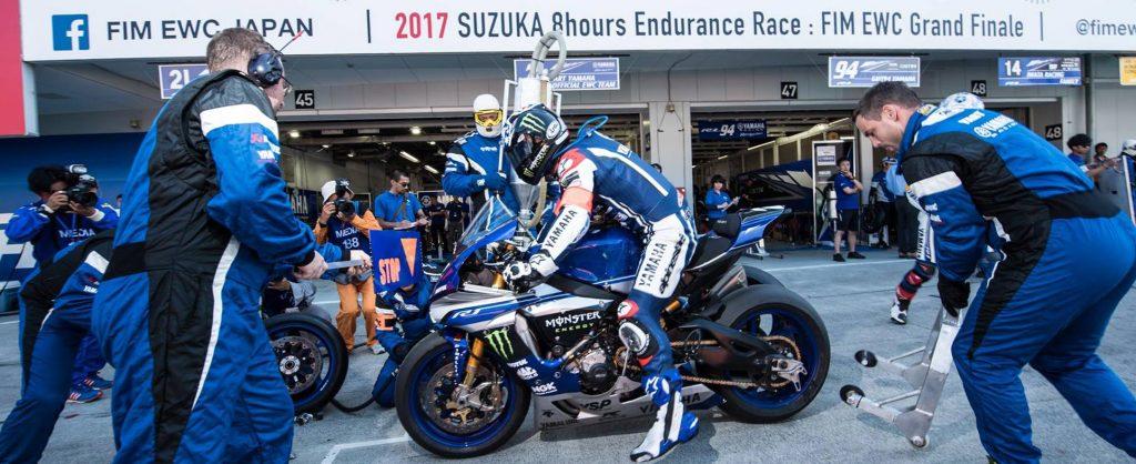 YART Suzuka 8 Hours 2016 - Broc Parkes
