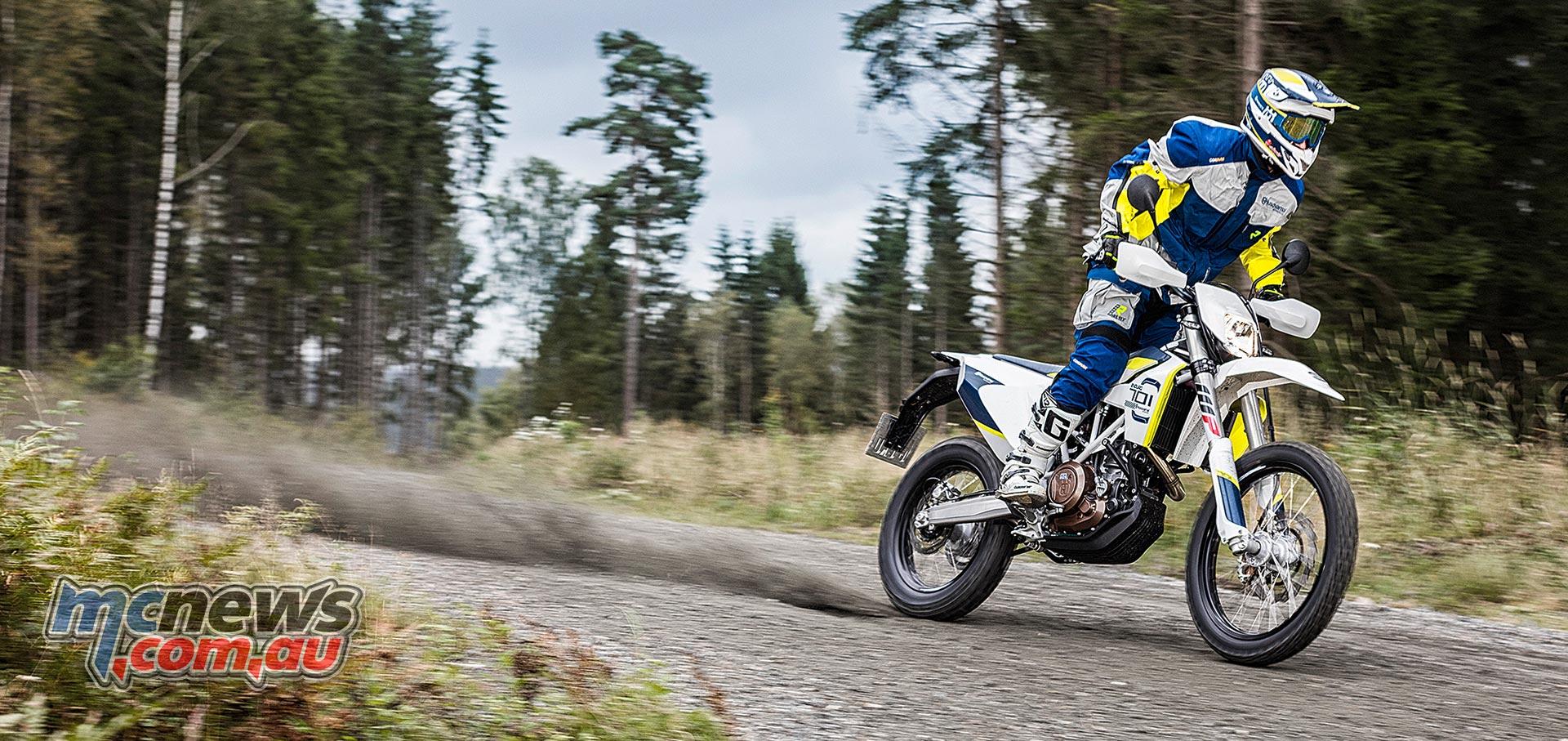 74hp For 2017 Husqvarna 701 Enduro And Supermoto Mcnews