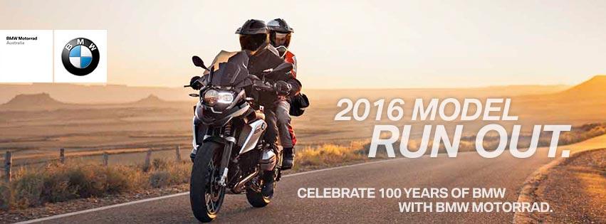BMW Motorrad celebrates centenary with 2016 model run-out - Adventure