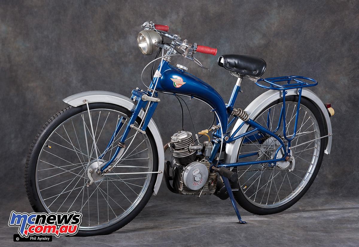 Ducati Cucciolo Engine For Sale