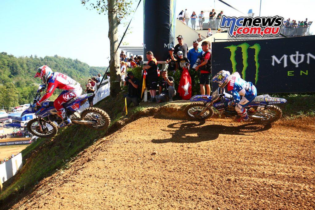 Benoit Patural and Alex Martin