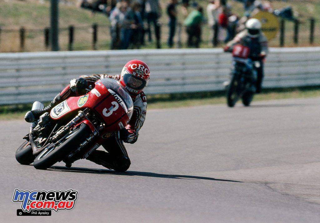 Roger Freeth/McIntosh-Suzuki 1100