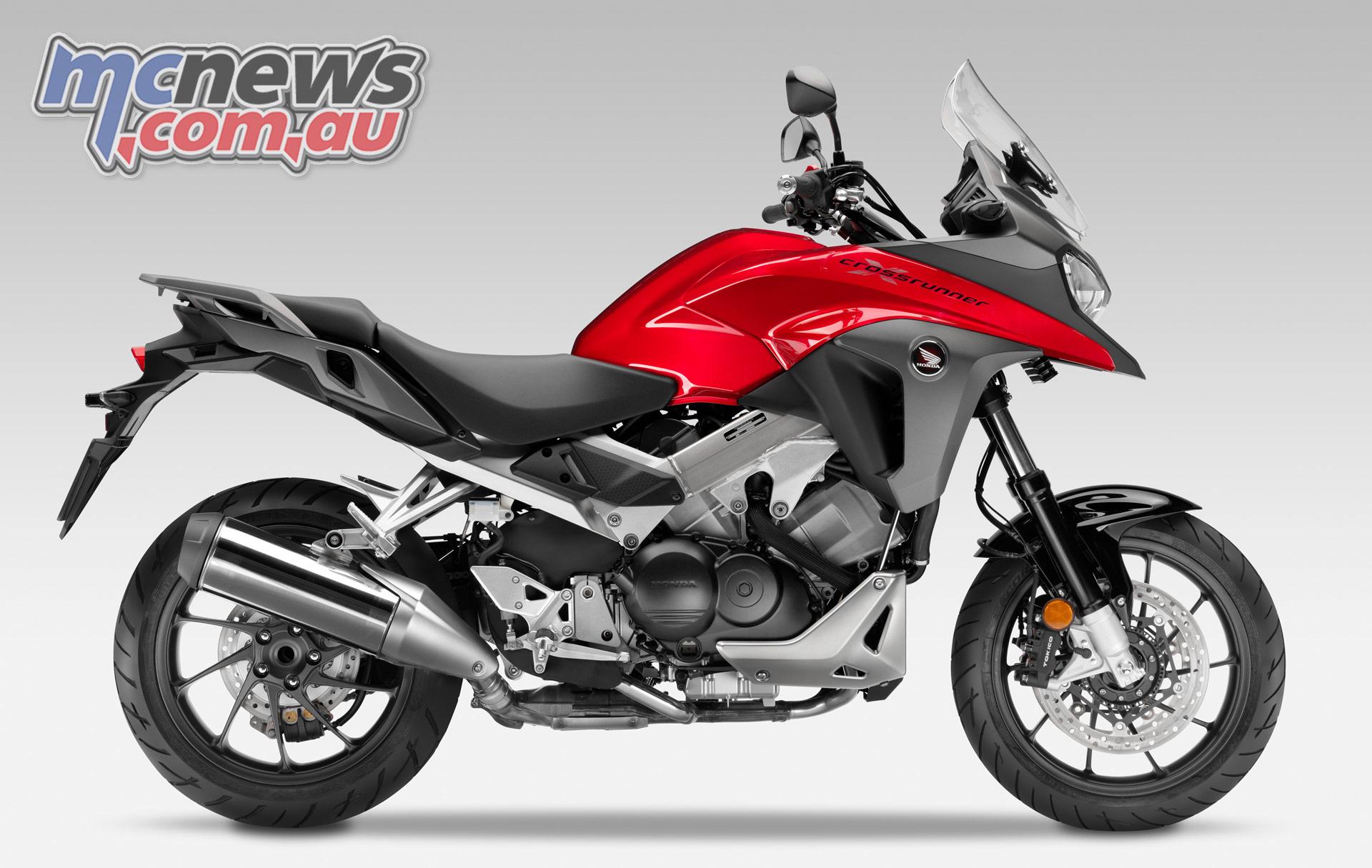 2015 Honda VFR800X