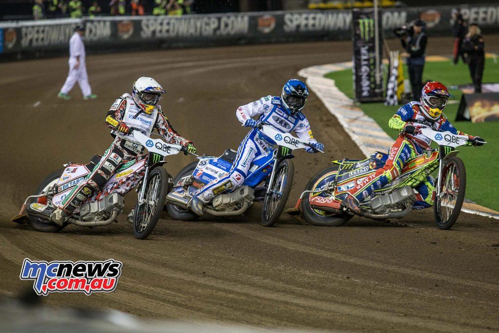 Speedway GP - Melbourne