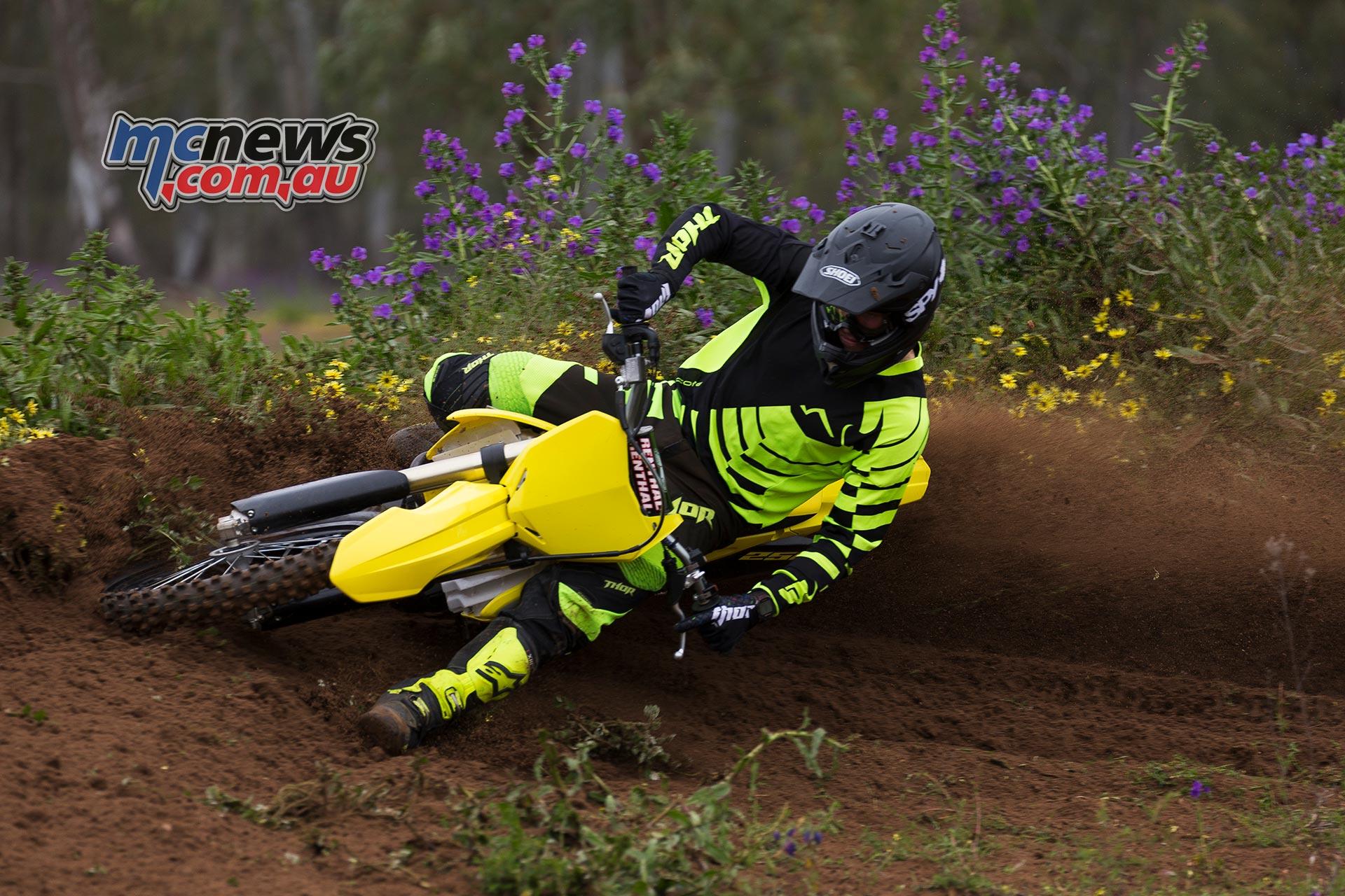 2017 Suzuki RM-Z250 Review