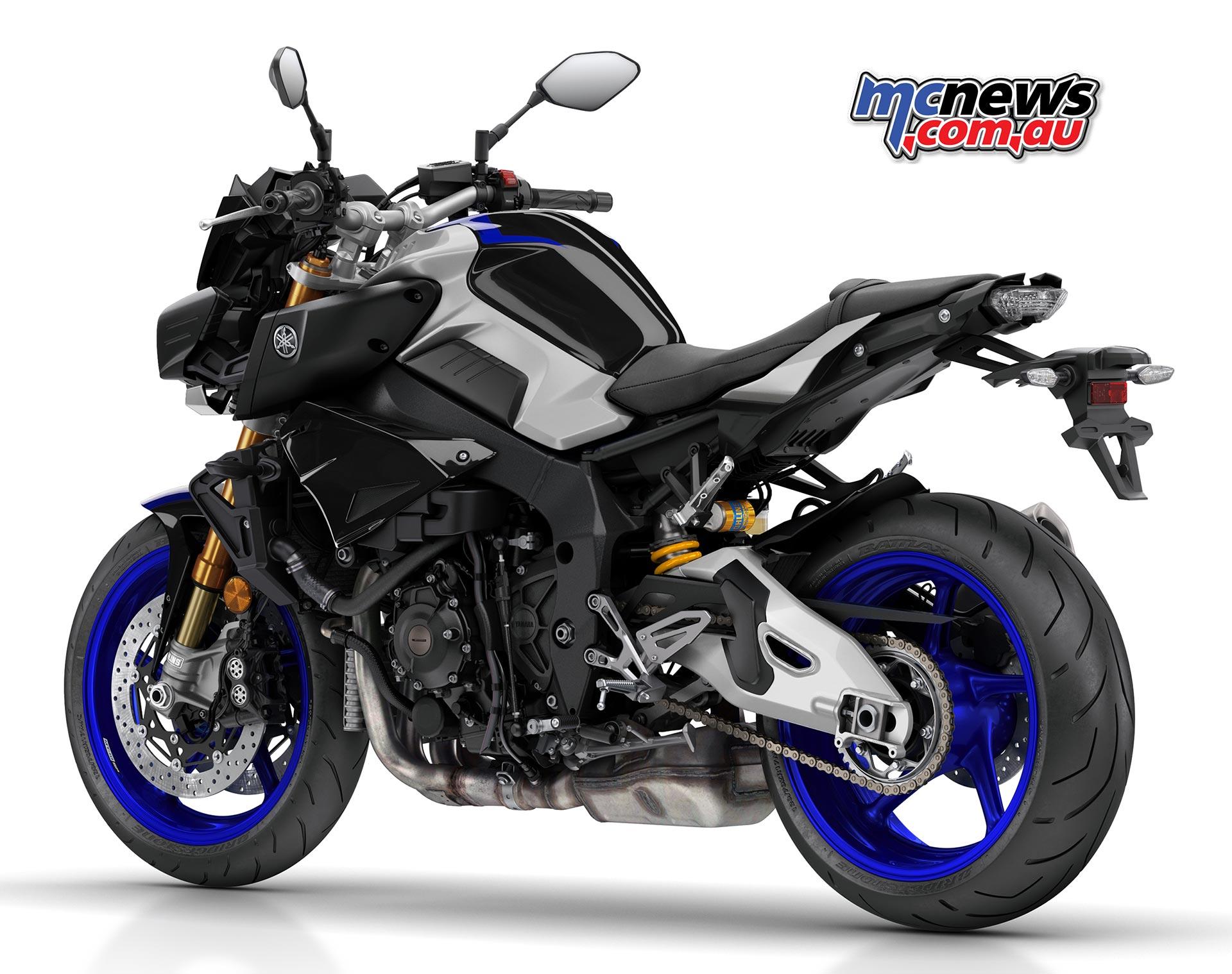 Paint Colours 2017 Yamaha Mt 10 Sp Gets Yzf R1m Supersport Tech Mcnews Com Au