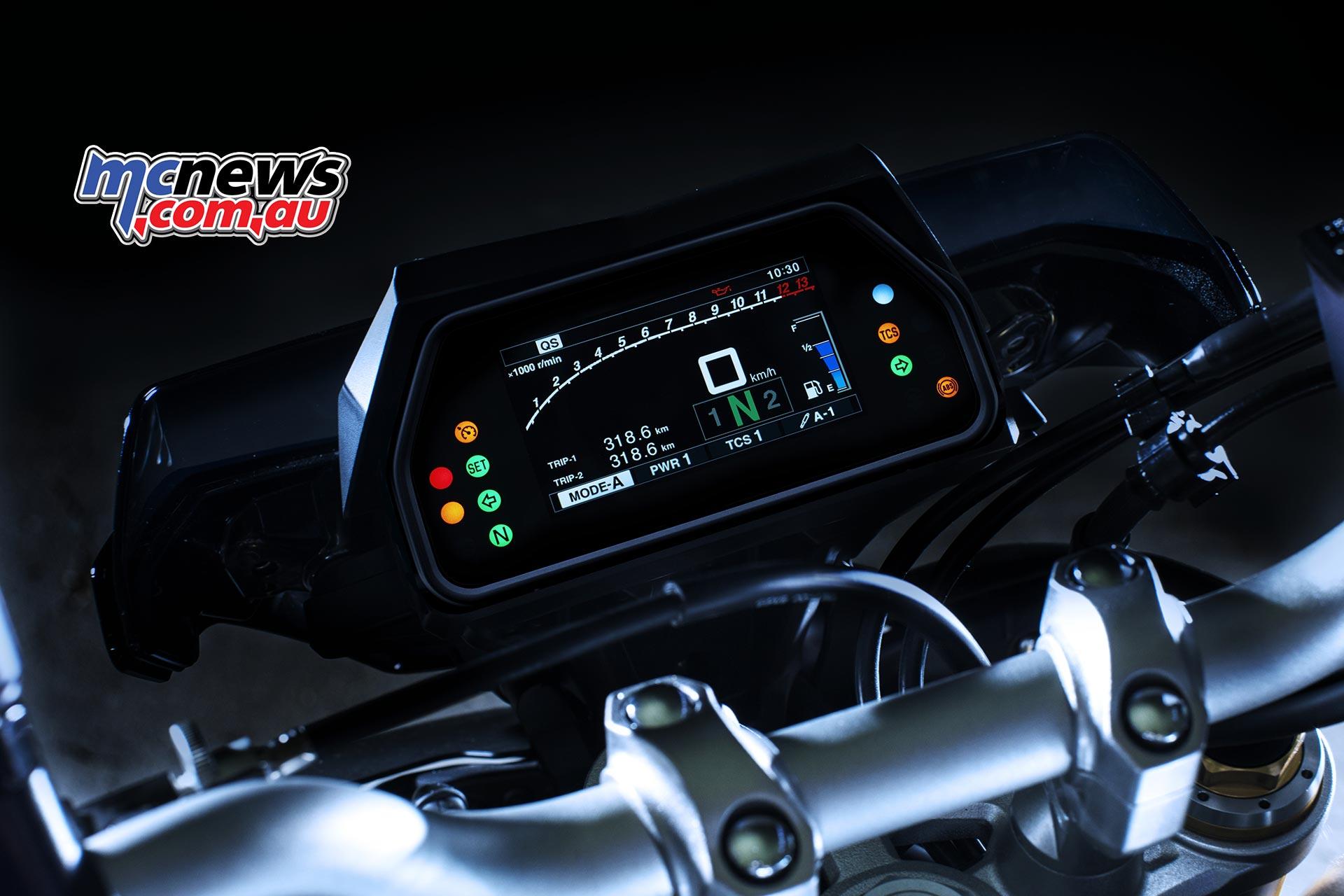 Yamaha MT 10 SP