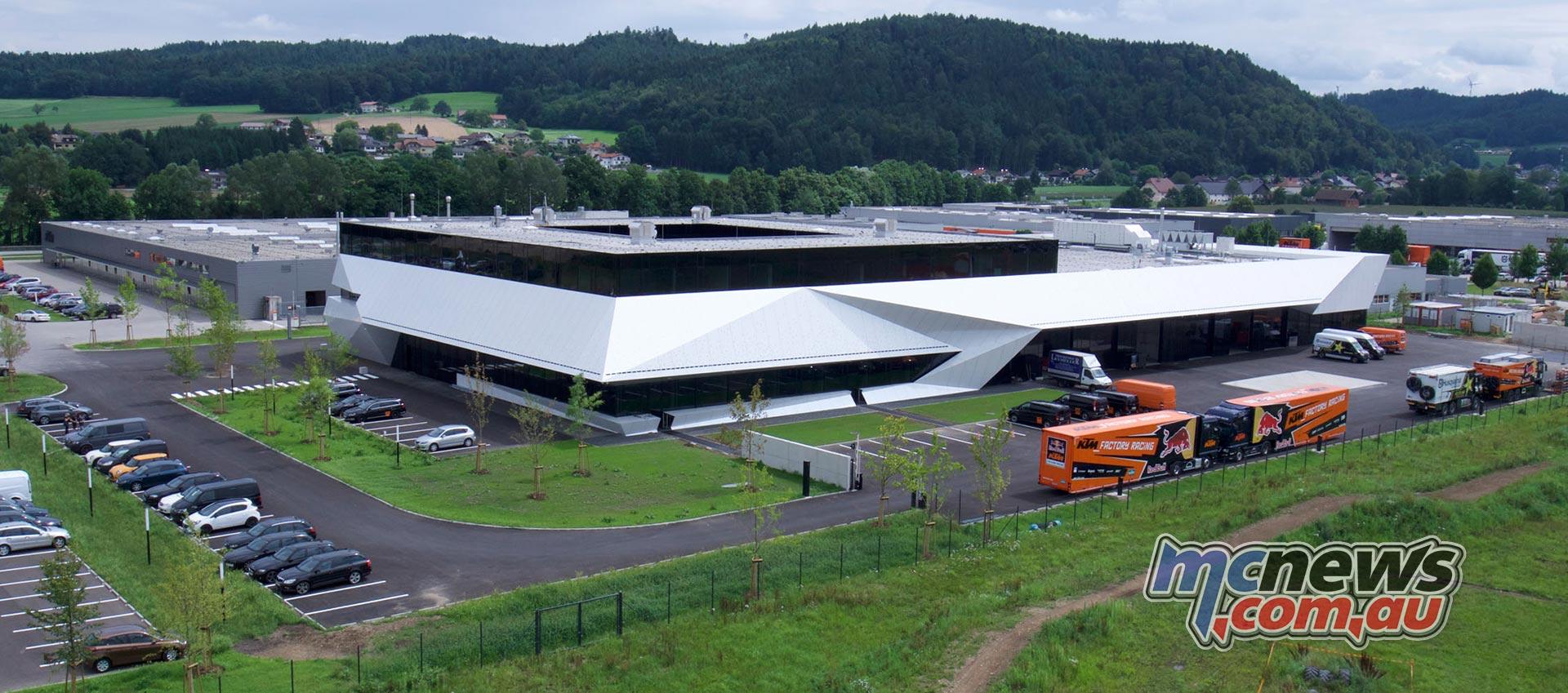Ktm Offroad Racing Headquarters