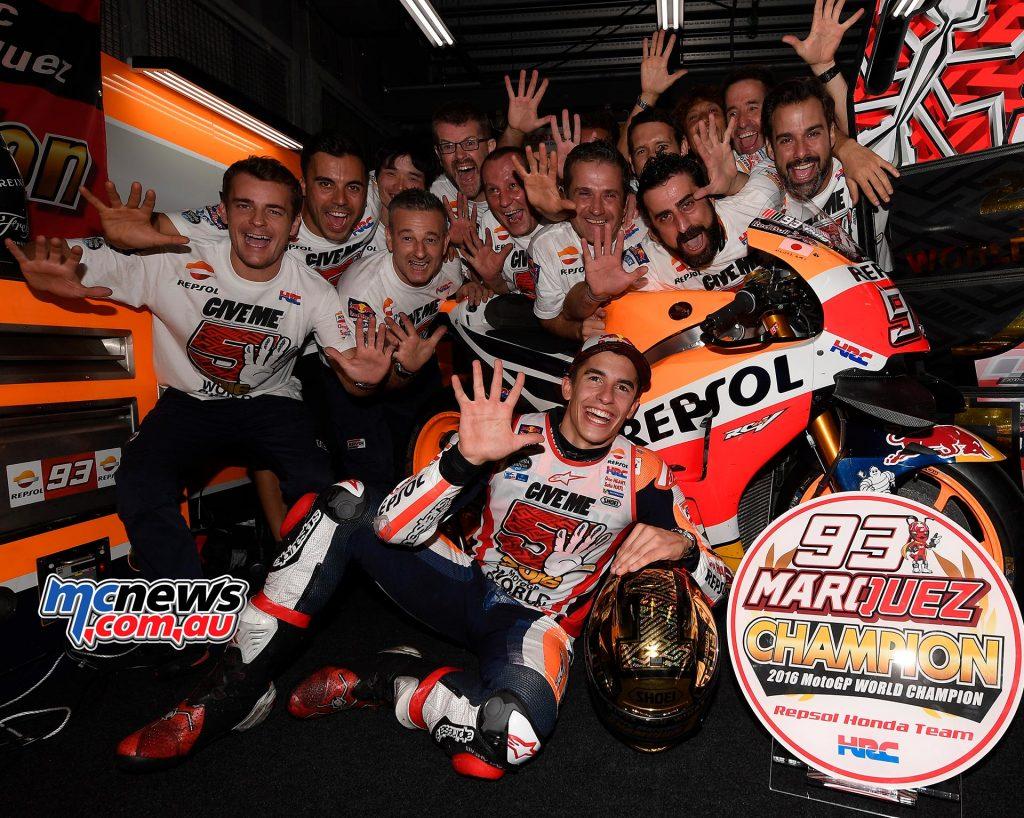 Motegi MotoGP 2016
