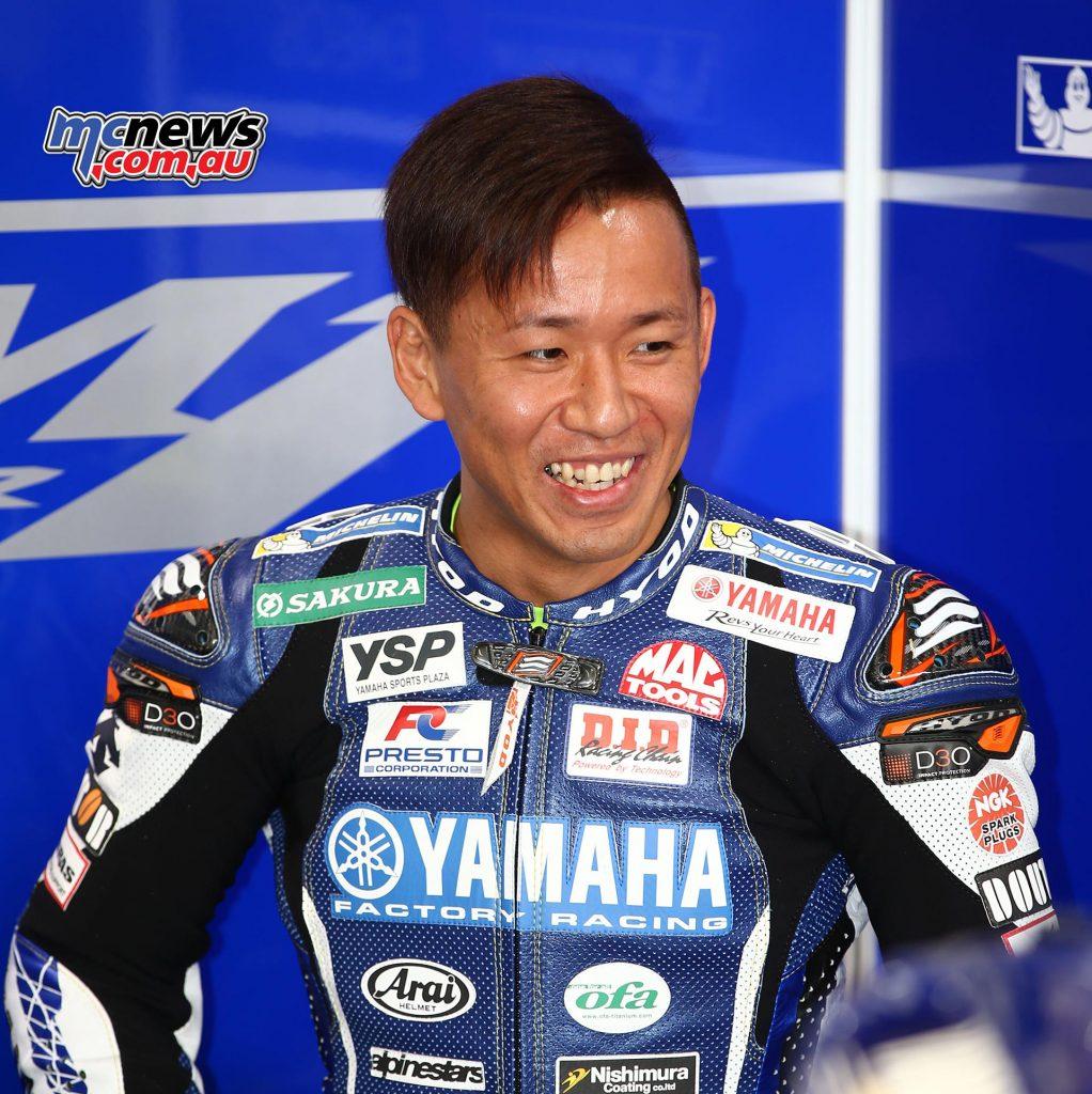 Katsuyuki Nakasuga - Motegi MotoGP 2016 - Image by AJRN