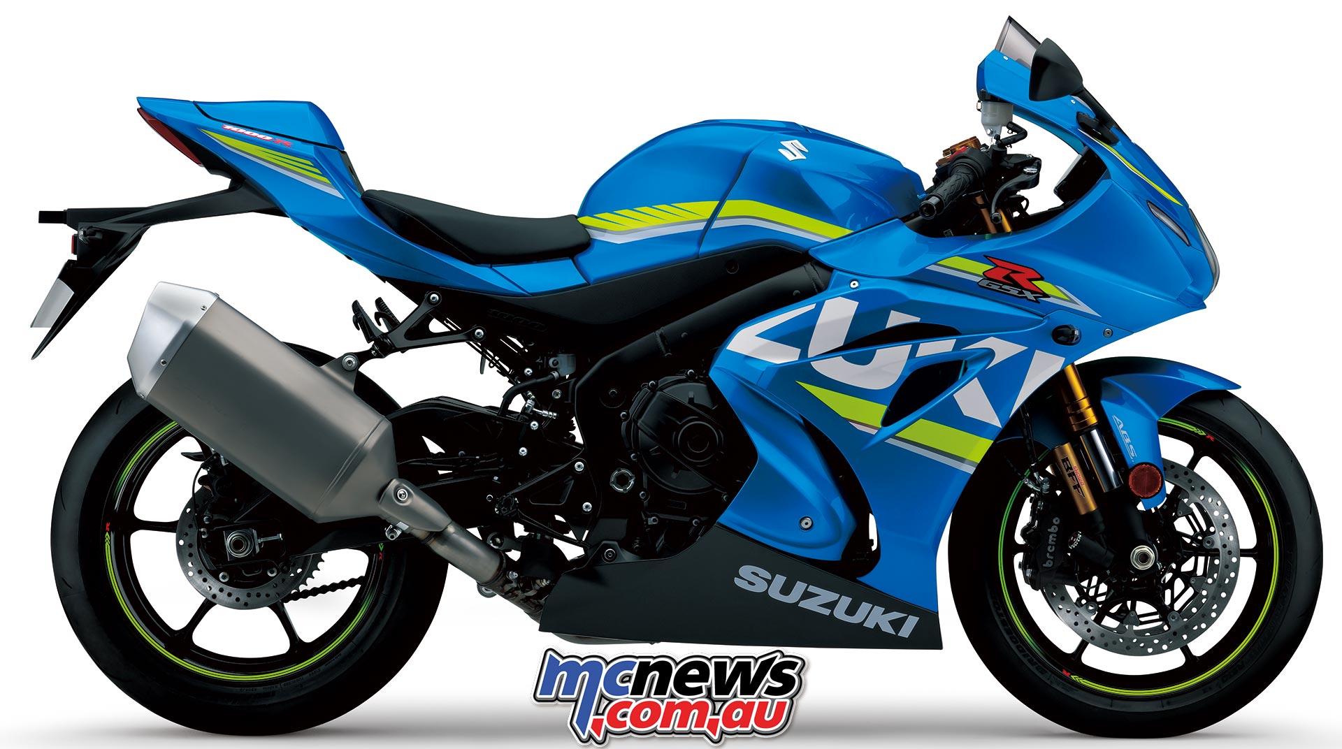 Suzuki Srad Parts