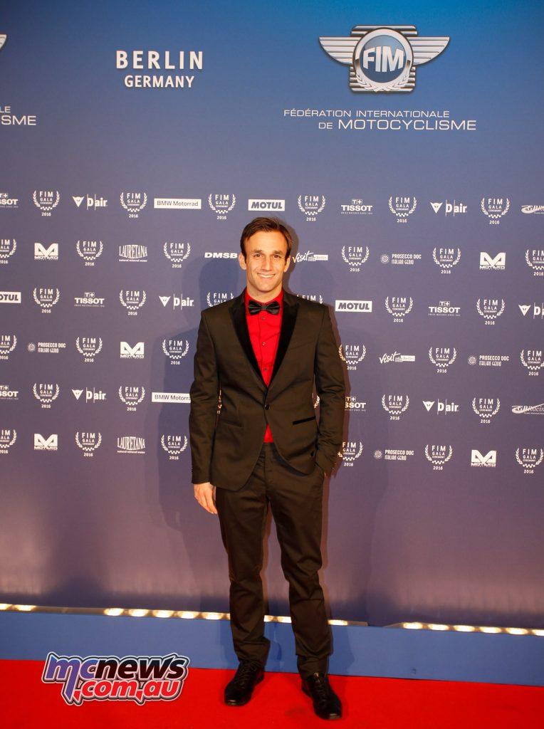 2016 FIM Gala - Moto2 Champion - Johann Zarco