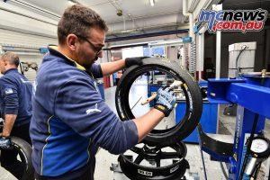 2016 Final Valencia Test- Michelin tyres