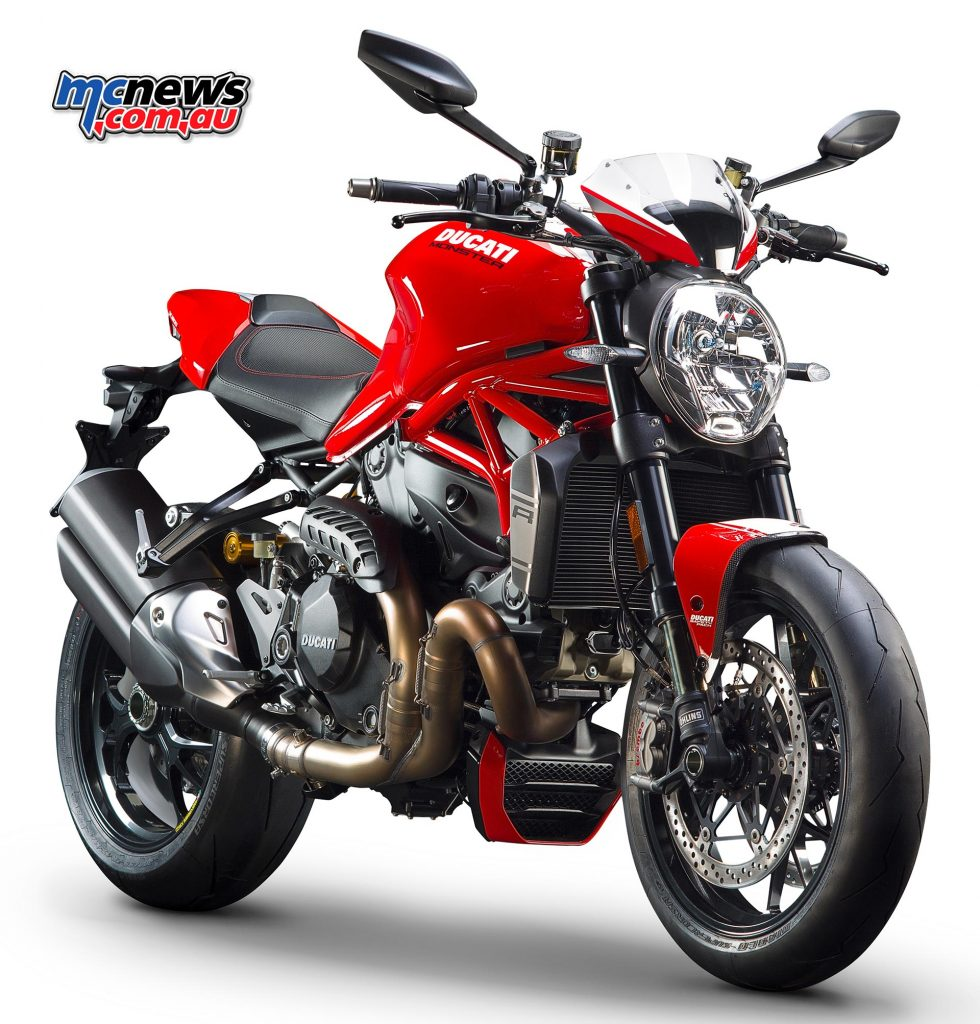 2017 Ducati ... Ducati Monster 2017