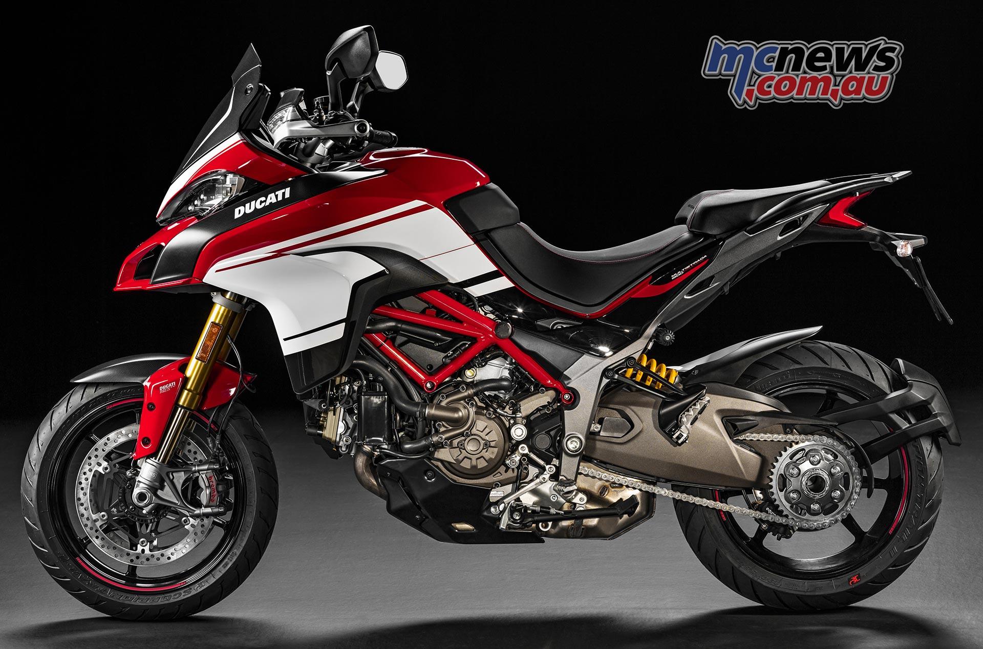 Ducati  Fuel Consumption