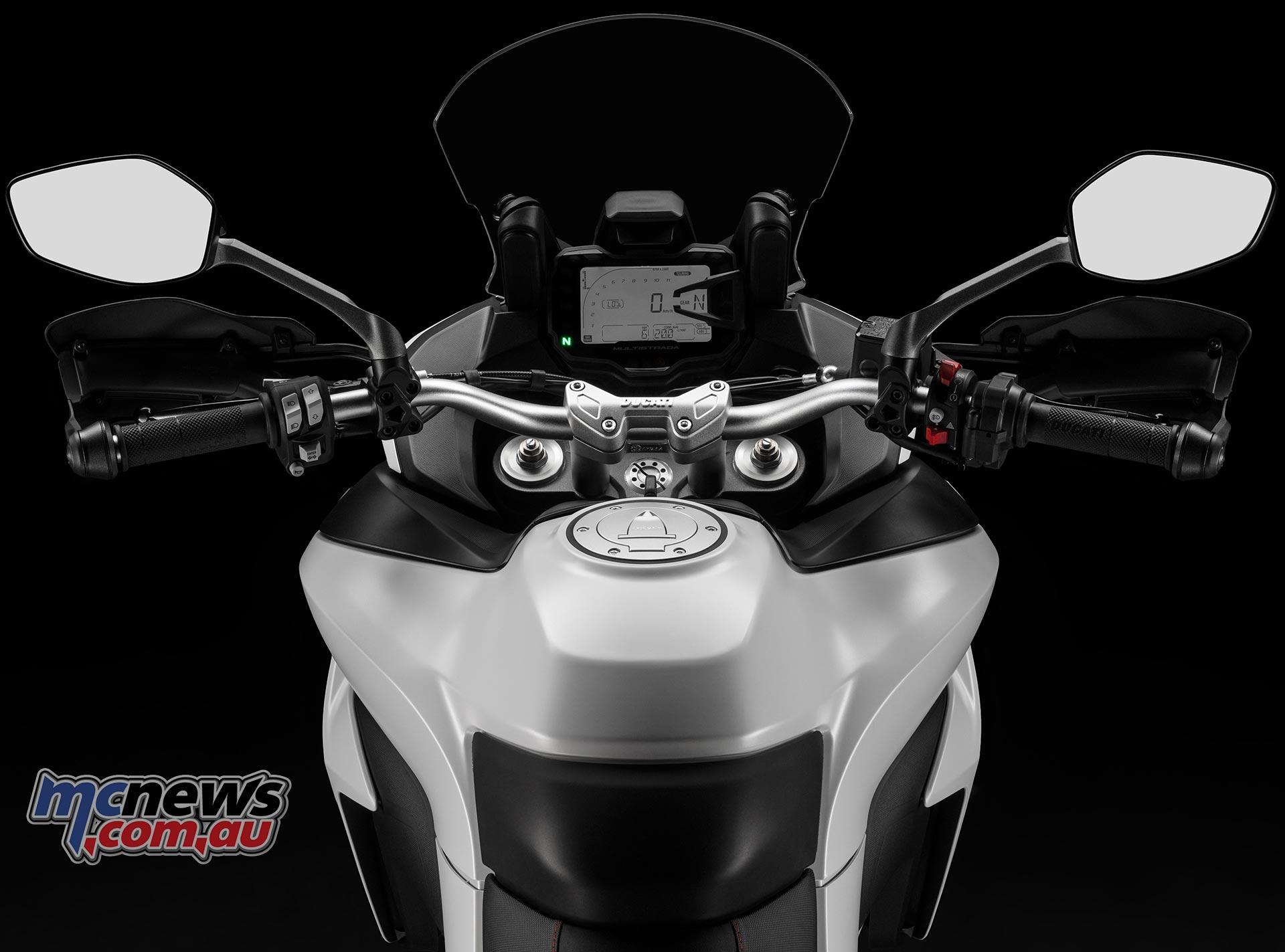 Ducati Multistrada Tyre Pressure