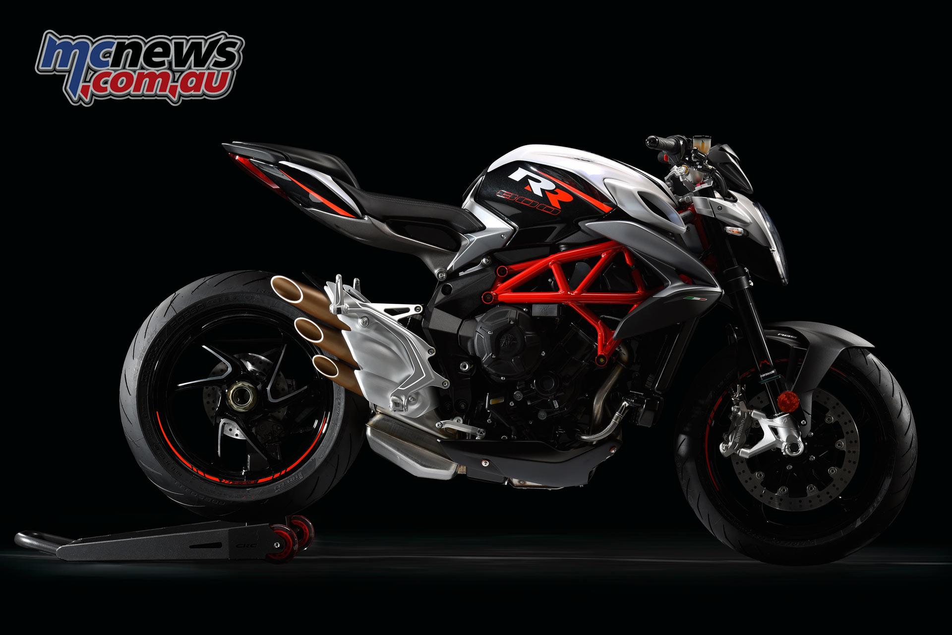 Wallpaper Mv Agusta Brutale 800 2017 Automotive Bikes: MV Agusta Reveal 2017 Brutale 800 RR At EICMA