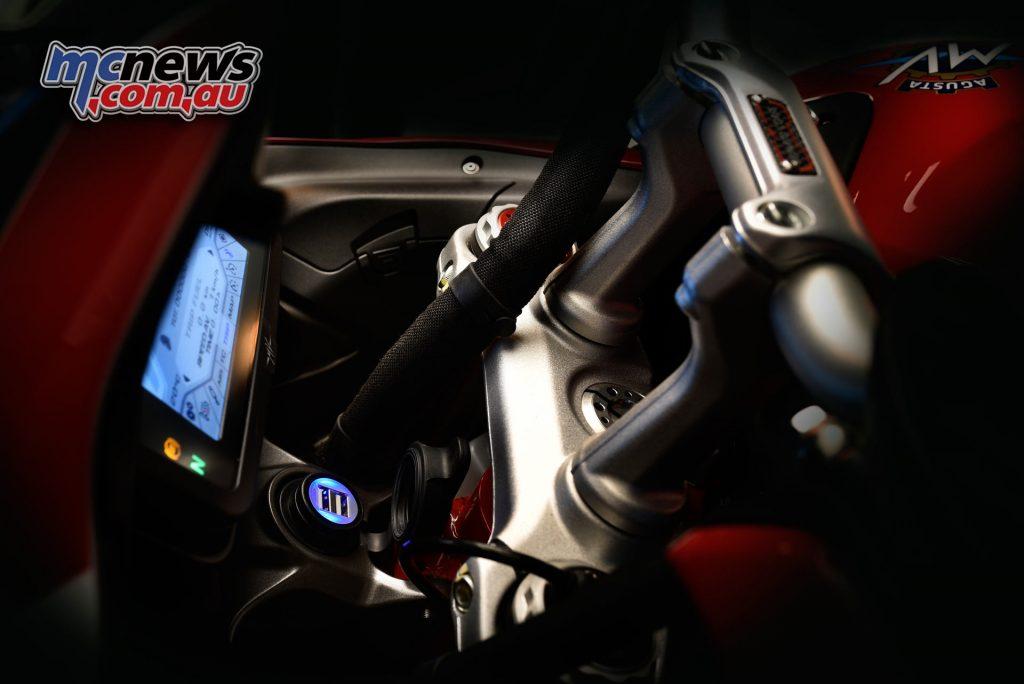 2017 MV Agusta Turismo Veloce RC - semi-active suspension